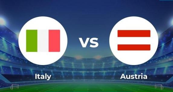 Euro 2021: Nhận định trận đấu giữa Italia vs Áo, 02h00 ngày 27/6.