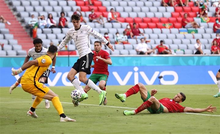Vì sao ĐT Bồ Đào Nha thua trước ĐT Đức? – Euro 2020