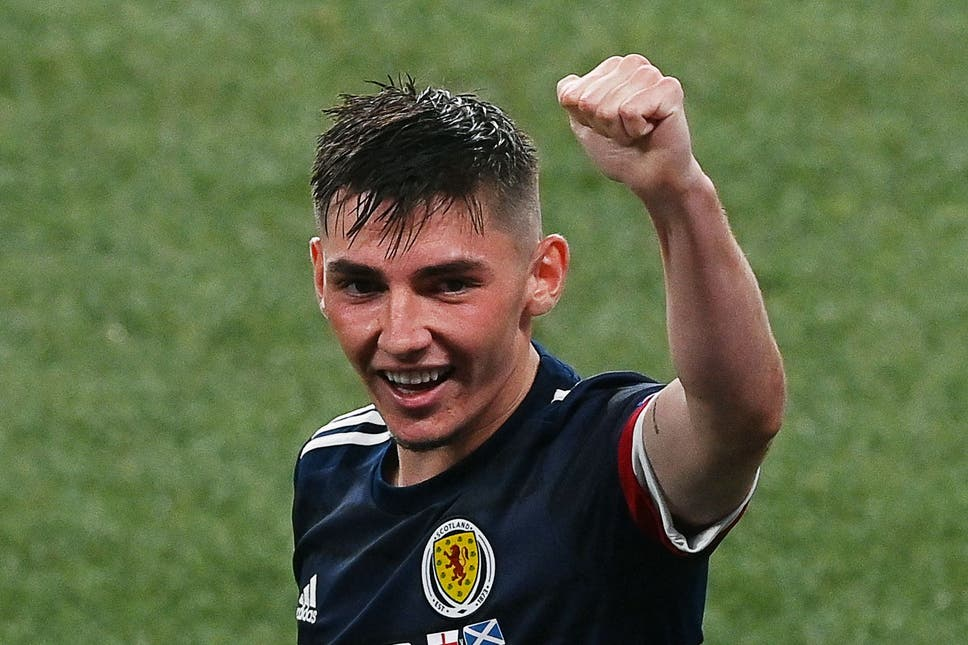 Euro 2020 – Billy Gilmour nhiễm Covid-19