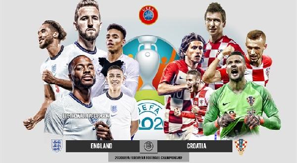 Tỷ lệ soi kèo bóng đá Euro 2020: Anh vs Croatia, 20h00 ngày 13/06