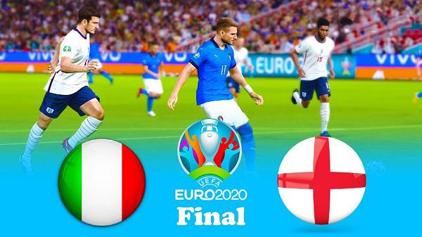 Euro 2021: Siêu máy tính dự đoán chung kết EURO, đặt cửa Anh hay Italia sẽ vô địch?