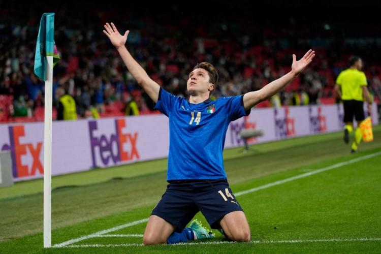 Federico Chiesa: Ngôi sao Italia có thể cản giấc mơ vô địch EURO của ĐT Anh