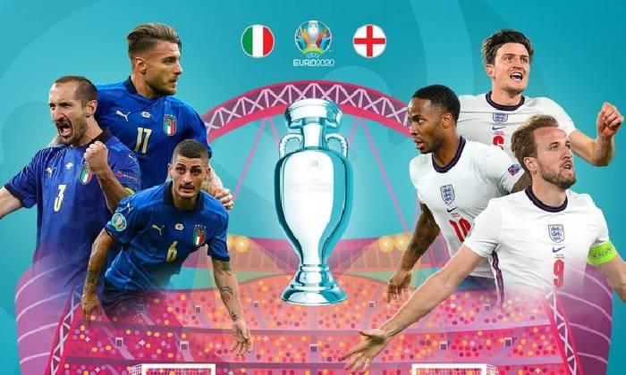 Euro 2020: Anh hay nhưng hồn nhiên, còn Ý hay mà ma mãnh