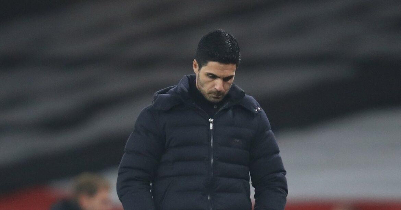 Arsenal cho Arteta 5 cơ hội cuối cùng để giữ ghế