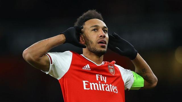 Arsenal rao bán tiền đạo Aubameyang