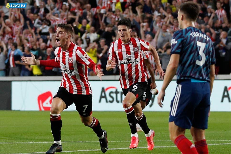 Arsenal bị đánh giá thấp khi để thua ở trận mở màn.