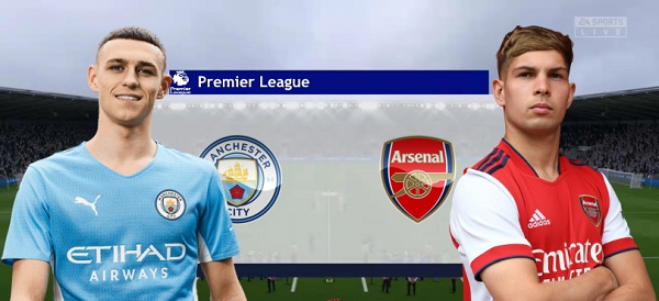 Man City hủy diệt Arsenal
