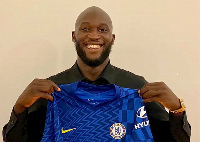Lukaku sẽ mặc số áo bao nhiêu khi trở lại Chelsea?