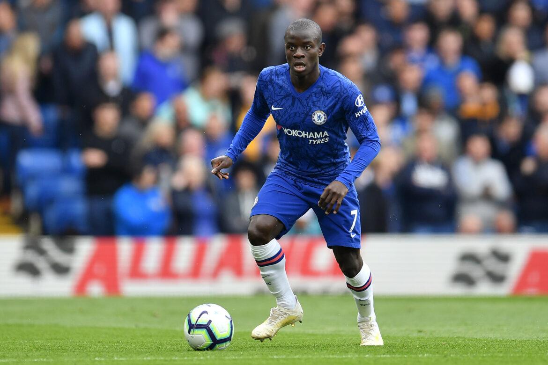 Chelsea đón nhận tin vui từ tiền vệ Ngolo Kante