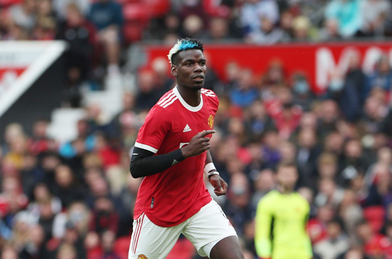 Manchester United đứng trước nguy cơ mất trắng Pogba
