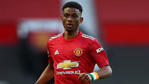 Man Utd nhận tin xấu: Diallo dính chấn thương